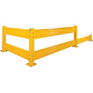 "SGR-KH831 Safety Guardrails 12""Hx48""L"
