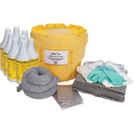 SEI263 Spill Kits: Acid (20-gal cap)
