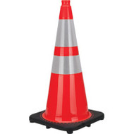 "SEB772 Premium Traffic Cones With Two Collars (28"")"