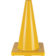 "SEH137 Traffic & Highway Safety Cones (18""/YELLOW)"