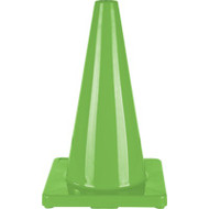 "SEH139 Traffic & Highway Safety Cones (18""/GREEN)"