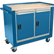 ML325 Mobile Workbenches2 doors