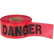 "SEK405 Zenith Tape (EXHD/2.5-mil/1000'L) ""DANGER"""
