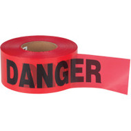 "SEK402 Zenith Tape (HD/2-mil/1000'L) ""DANGER"""
