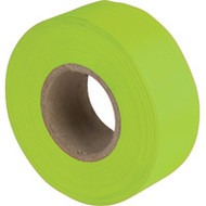 SAM828 Hanson Flagging Tape (fluorescent LIME/150'L)