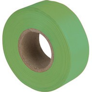 SAM831 Hanson Flagging Tape (fluorescent GREEN/150'L)