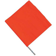 SEI553 Traffic Safety Flags (vinyl/no staff) 1 case
