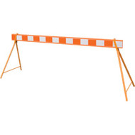 SAO203 Iron Supports For Street Barricades