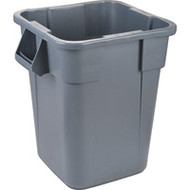 "NA758 Garbage Containers23.5""L x 23.5""W x 28.75""H"