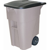 NI825 Mobile Garbage Containers 50 US gal cap