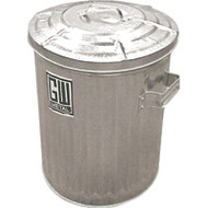 NG311 Galvanized Containers Heavy duty9-gal