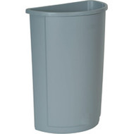 "NA752 Garbage Containers21""L x 11""W x 28""H"