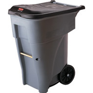 NI485 Mobile Garbage Containers 65 US gal cap