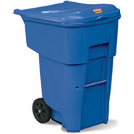 NI487 Mobile Garbage Containers 95 US gal cap