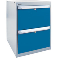 FI166 Workbench Cabinets (2 drawers)