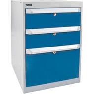 FI167 Workbench Cabinets (3 drawers)
