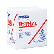 NI336 Quarterfold WipersWhite76 sheets/box