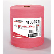 JA714 HD Shop WipersRed475 sheets/roll
