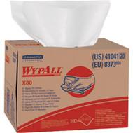JC107 HD Shop WipersWhite160 sheets/box