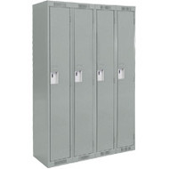 FJ154 Steel Lockers 1 tier4 banks