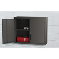 "FJ866 Wall Cabinets(charcoal)36""Wx12""Dx30""H"