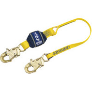 SEJ418 Shock Absorbing (snap hook) 1 leg/3'L