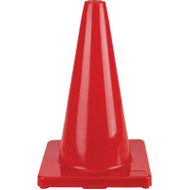 "SEK283 Traffic & Highway Safety Cones (18""/RED)"
