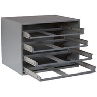 FI361 HD Parts Cabinets Holds 4 large drawers