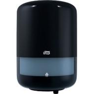 JC579 Paper Towel DispensersBlack1-roll cap