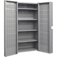 "CB442 Deep Door Cabinets 38""Wx24""Dx72""H"