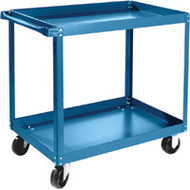 "MB482 Shelf Carts 2 shelves 18""Wx30""Dx36""H"