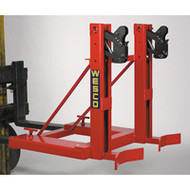 DC269 Double Drum Lifters Forklift mounted