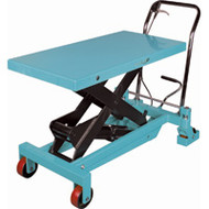 MJ524 Scissor Lift Tables 2200-lb cap