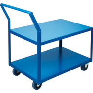 "MB425 HD Shelf Carts Low Profile24""Wx36""Dx40""H"