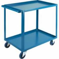 "MB445 HD Shelf Carts 2 shelves 18""Wx30""Dx36""H"