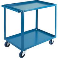"MB447 HD Shelf Carts 2 shelves 24""Wx36""Dx36""H"