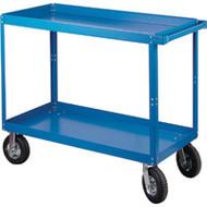 """MB489 Shelf Carts (2 shelves) 24""""Wx48""""Dx40""""H"""