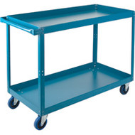 "MB494 Shelf Carts (2 shelves) 24""Wx48""Dx36""H"