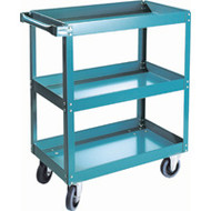 "MB495 Shelf Carts (3 shelves) 18""Wx30""Dx36""H"