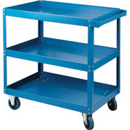 "MB497 Shelf Carts (3 shelves) 24""Wx48""Dx36""H"