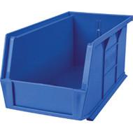 "CB099 STACKABLE Bins (BLUE) 5-1/2""Wx10-7/8""Dx5""H"