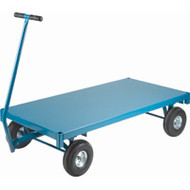 "MD189 Ergonomic Wagons (steel deck) 30""Wx60""L"