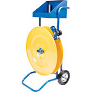 PE555 Strapping Dispensers  For steel & polypropylene