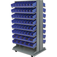 CB330 Mobile Racks Bins (w/plastic bins) Starting at