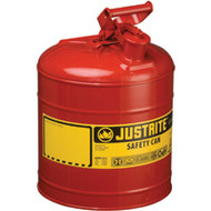 SEA203 Safety Cans (RED) 7.5 liters/2 US gal