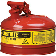 SEA207 Safety Cans (RED) 9.5 liters/2.5 US gal