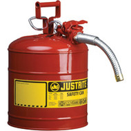 "SEA225 Safety Cans (RED) 1"" hose9.5 liters"