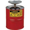 SC309 Plunger CansSteel 4 liters