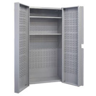 "FH820 Deep Door Cabinets 38""Wx24""Dx72""H"