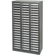 "CA890 60 clear drawers21.3""Wx10.4""Dx36.9""H"